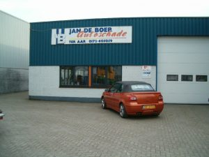Autoschade Nieuw-Vennep